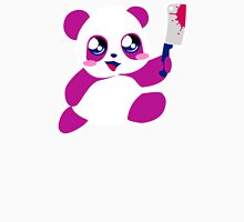 kawaii panda will KILL YOU!  Unisex T-Shirt