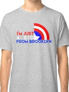 Just a Kid From Brooklyn Classic T-Shirt
