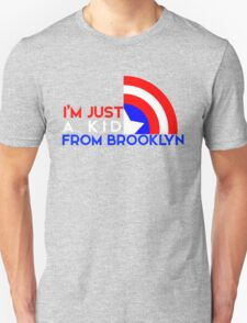 Just a Kid From Brooklyn T-Shirt