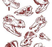 Prehistoric by Rebecca -