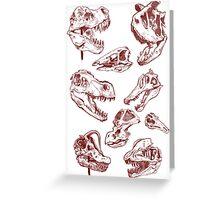 Prehistoric Greeting Card