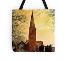 Church of Saint Mary Tote Bag