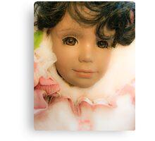 Doll 1 Canvas Print