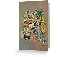 Urban Renewal Greeting Card