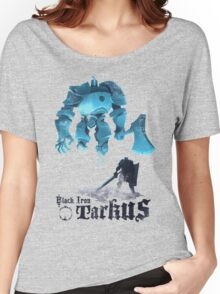 Black Iron Tarkus Women's Relaxed Fit T-Shirt