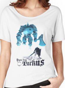 Black Iron Tarkus Women's Relaxed Fit T-Shirt