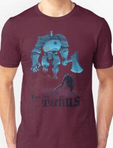 Black Iron Tarkus T-Shirt
