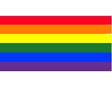 Rainbow flag by jvandoninck