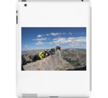 SROM Family 2015 7 Day course iPad Case/Skin