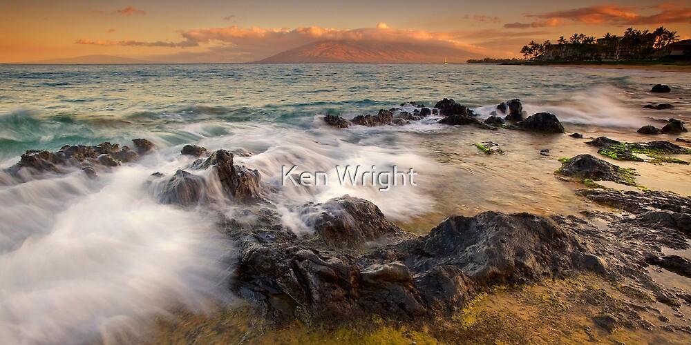 kama'ole Dawn Tide by Ken Wright