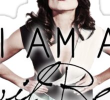 I am an Evil Regal - Lana Parrilla Sticker