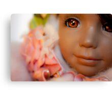 Doll 3 Canvas Print