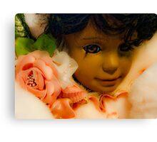 Doll 4 Canvas Print