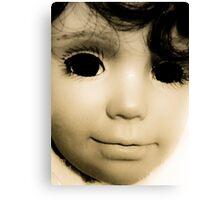 Doll 5 Canvas Print