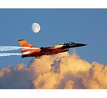 F-16 Solo Display Team Photographic Print