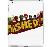Smashed!! iPad Case/Skin