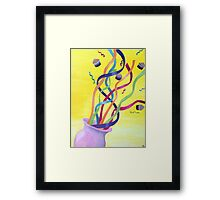 Birthday Celebration Acrylic Framed Print