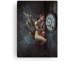 Clockwork Fairy Canvas Print