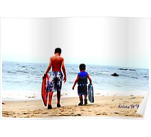 Boogie Boarders Poster