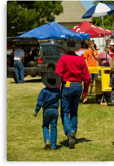 Cowboy Generations by lincolngraham