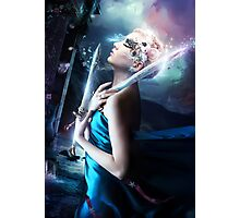 Two of Swords Photographic Print