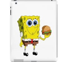 Sponge Bob - Krabby Patty iPad Case/Skin
