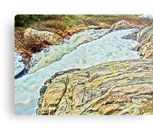 Roaring Fork River, Headwaters No. 10 Metal Print