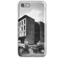 Hale's Garage iPhone Case/Skin