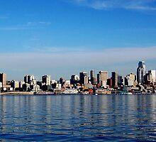 Seattle, WA by DiamondCactus