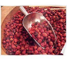 Cranberry Scoop Poster