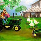 Tommy's Tots, Tractor, Ducks, Farm... by Karen L Ramsey