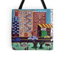 Children's NYC Wall #3 Tote Bag