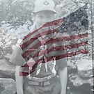 Proud To Be A Cub Scout & An American by Debbie Robbins