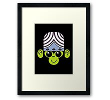 Cute Mojo Jojo Framed Print