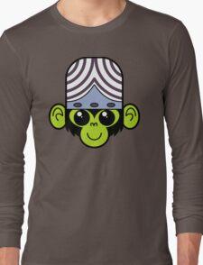 Cute Mojo Jojo Long Sleeve T-Shirt