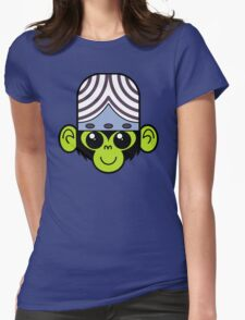 Cute Mojo Jojo Womens Fitted T-Shirt