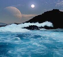 Shipwreck Rocks by AlienVisitor