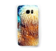 Corky Sea Finger feeding on the Caribbean currents Samsung Galaxy Case/Skin