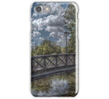 Bridge over the River Coy iPhone Case/Skin