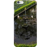 In the Heart of Amsterdam Hidden Tranquility  iPhone Case/Skin