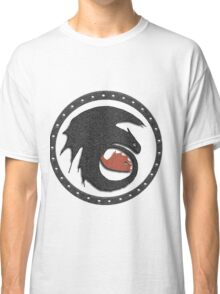 Night Fury Symbol Tee (How To Train Your Dragon Classic T-Shirt