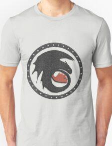 Night Fury Symbol Tee (How To Train Your Dragon T-Shirt