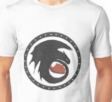 Night Fury Symbol Tee (How To Train Your Dragon Unisex T-Shirt