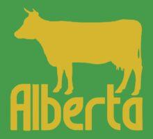 Alberta Cow Calgary Stampede Canada Kids Clothes