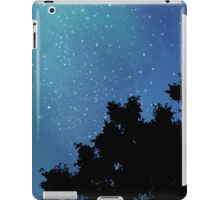 Playing with the stars iPad Case/Skin