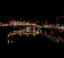 The River Liffey by Declan Carr