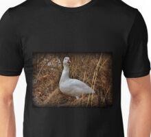 Snow Goose Solo Unisex T-Shirt