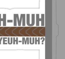 Myeuh-Muh Sticker