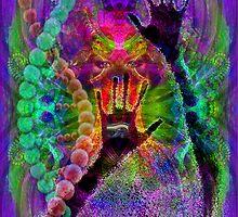 Evolutionary snake charmer   by Bill Brouard