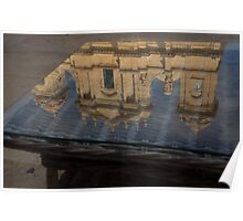 Reflecting on Noto and the Beautiful Sicilian Baroque Style Poster
